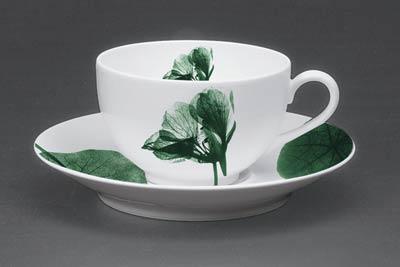 Contre-Jour Tea Saucer