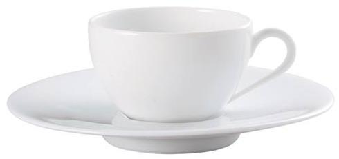 Uni Moka Cup and Saucer