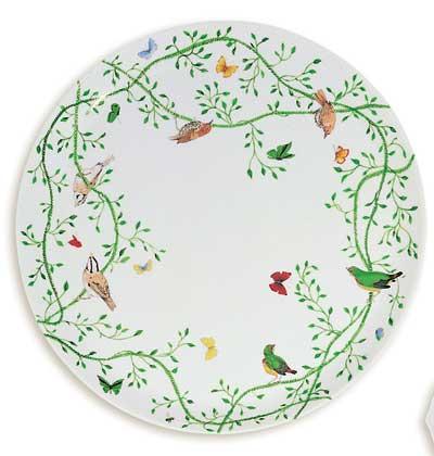 $325.00 Flat Cake Plate