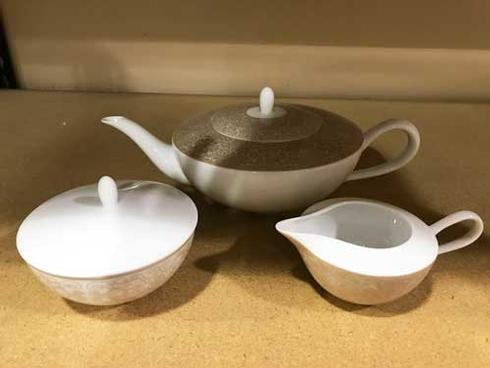 Raynaud Jardin D\'Hiver Tea Set Lot - 3 pcs