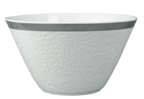 Mineral Sable Platinum Salad Bowl