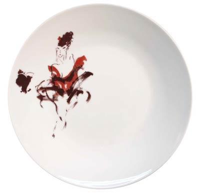 $78.00 Dinner Plate #2