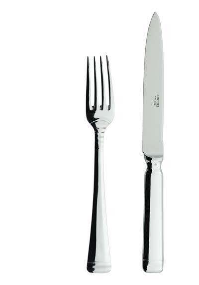 Silver Plated Flatware - Nil collection with 45 products
