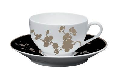 Black Tea Saucer