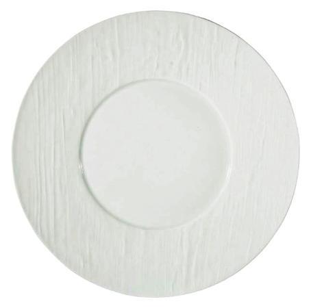 $64.00 White Dinner Plate