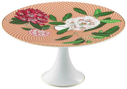 Trésor Fleuri Beige Rhododendron collection