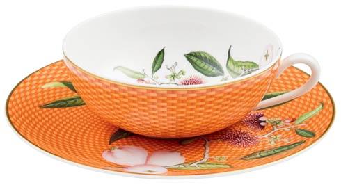 Trésor Fleuri Orange Pomme d'eau collection