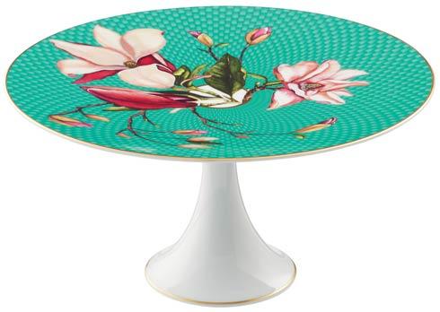Trésor Fleuri Turquoise Magnolia collection