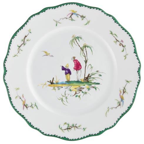 Raynaud Longjiang N°4 Rim plate flat $150.00