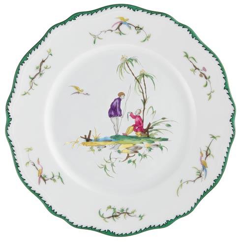 Raynaud Longjiang N°5 Rim plate flat $150.00