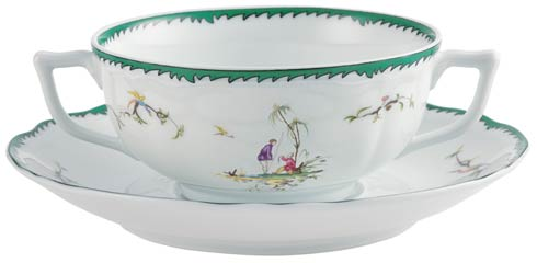 $225.00 Cream soup cup without foot
