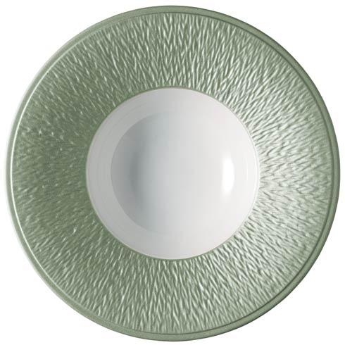 $145.00 Deep Plate w/Engraved Rim