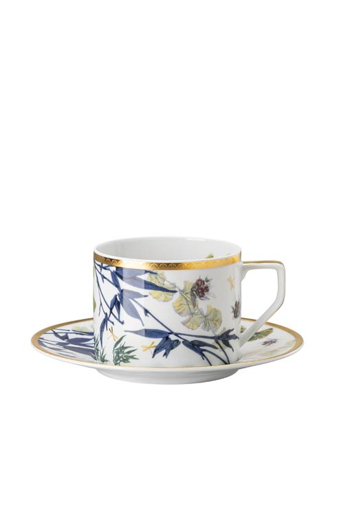 $155.00 Combi Cup/Saucer 10 oz 6 1/2 in White