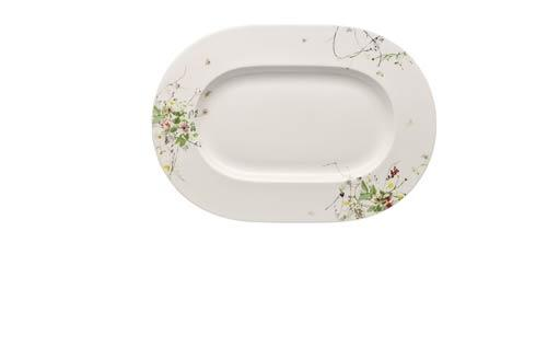 Rosenthal  Brillance Fleurs Sauvages Platter Oval 13.25 in $122.00