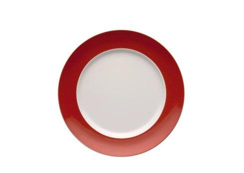 $28.00 Red Dinner Plate