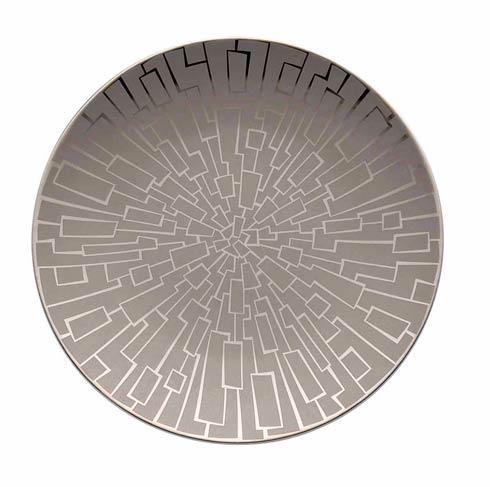 Rosenthal TAC TAC 02 Dinnerware - Skin Platinum Bread & Butter Plate $47.00