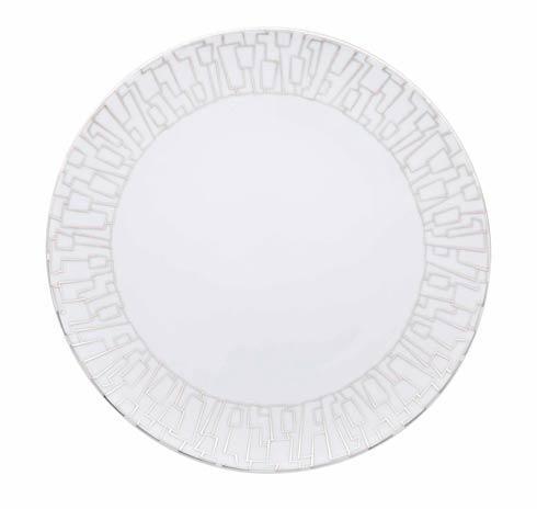 Rosenthal TAC TAC 02 Dinnerware - Skin Platinum Dinner Plate $96.00