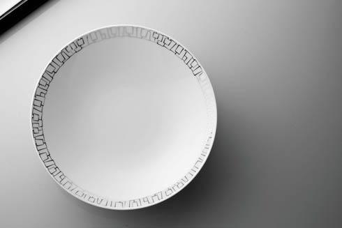 Rosenthal TAC TAC 02 Dinnerware - Skin Platinum Rim Soup $65.00