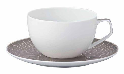 Rosenthal TAC TAC 02 Dinnerware - Skin Platinum Combi Cup $52.00