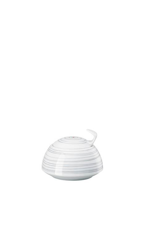 $110.00 Multicolor Sugar Bowl Covered 7 oz