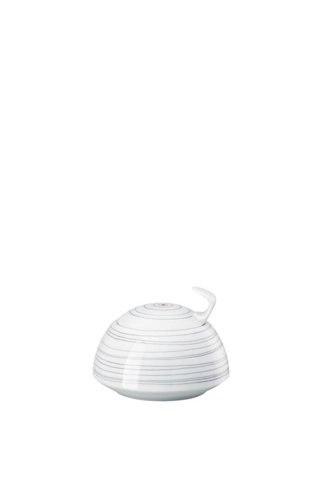 $145.00 Multicolor Sugar Bowl Covered 7 oz