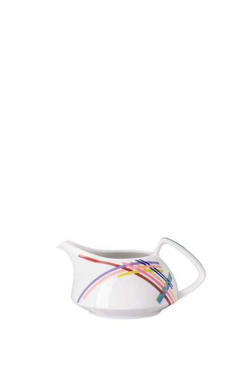 $95.00 Multicolor Creamer 8 1/2 oz