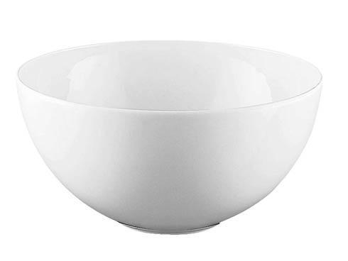 Rosenthal TAC TAC 02 Dinnerware - White Vegetable Bowl Open 10 1/4 in 98 oz $175.00