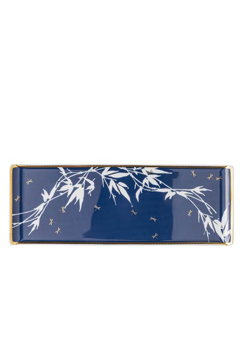 $195.00 Rectangular Platter – 16 1/8 X 6 in