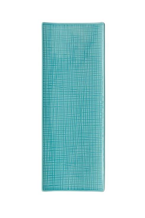 $55.00 Platter Flat Rectangular, 13 1/2 X 5 In