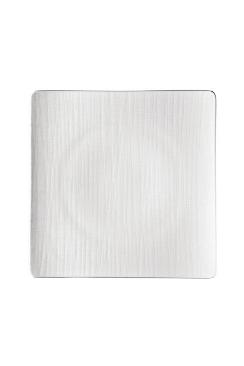 $65.00 Plate Flat Square 12 1/4 in