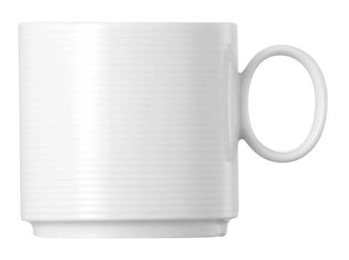 Thomas by Rosenthal  Loft White Mug,Small, stackable $18.00