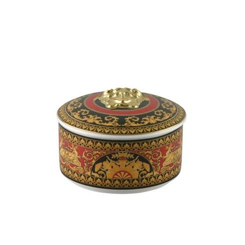 $335.00 Covered Box, Porcelain