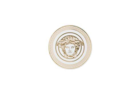 Versace by Rosenthal  Medusa Gala Coastersset Of Two $175.00