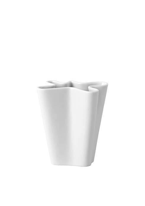 Flux White Mini Vase