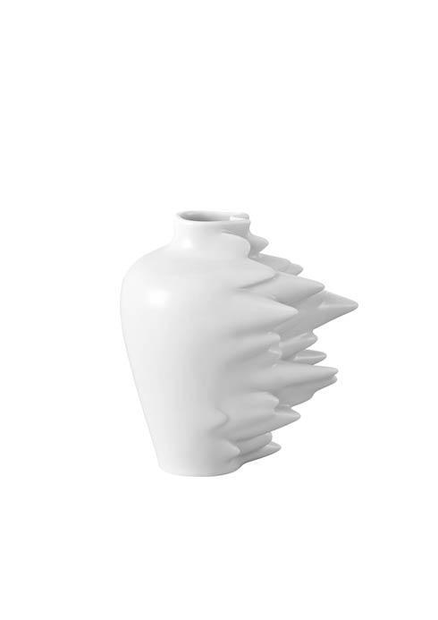 Fast White Mini Vase