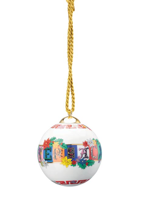 $135.00 Globe Ornament 3 in