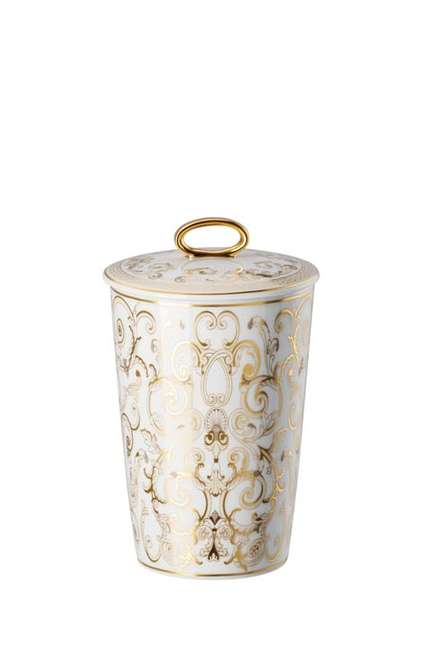 $325.00 Scented Votive w/ Lid 5 1/2 in