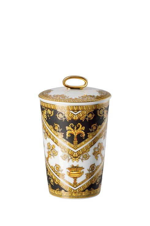 $425.00 Scented Votive w/ Lid 5 1/2 in