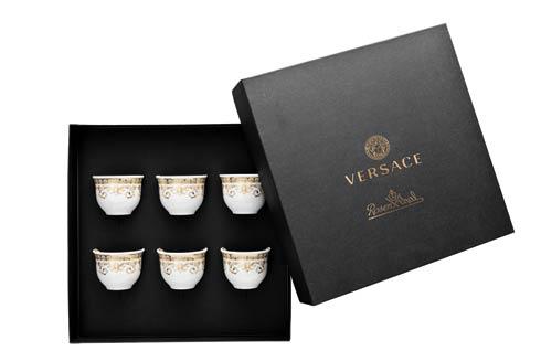 $425.00 Set Of 6 Mugs Small W/O Handle