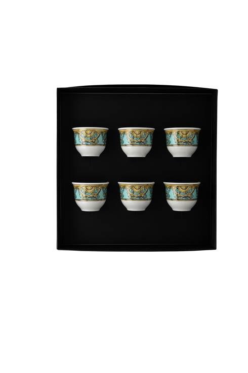$630.00 Set Of 6 Mugs Small W/O Handle