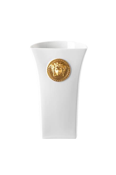 $595.00 Vase 10 1/4 in White