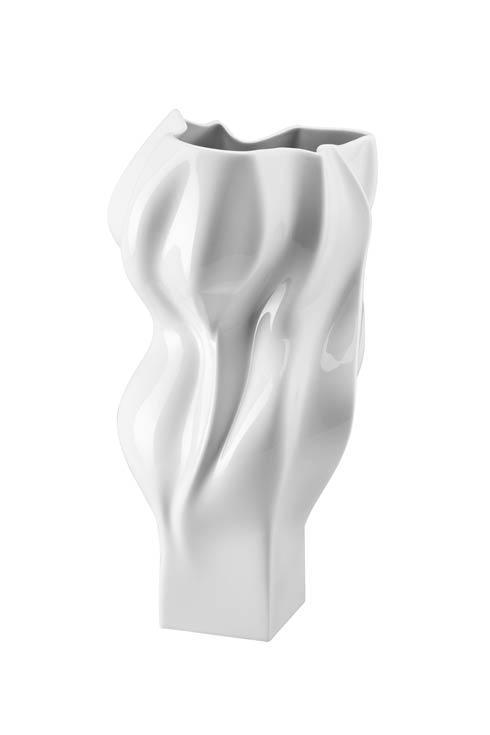 $525.00 White Vase 15 3/4 in