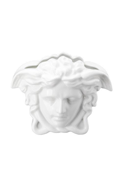 $495.00 Vase 8 1/4 in White