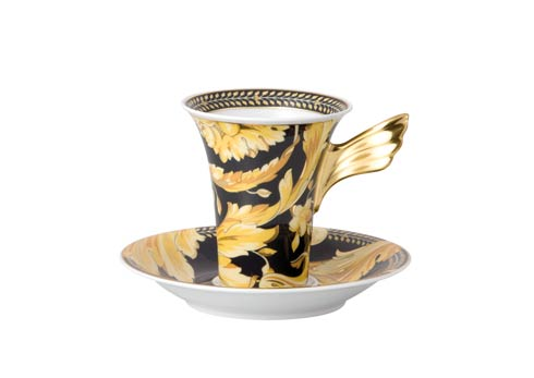 $290.00 Coffee Cup & Saucer 6 in 6 oz