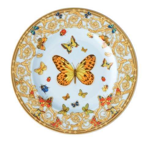 Versace by Rosenthal  Butterfly Garden Bread & Butter Plate $82.00