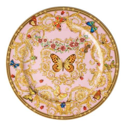 Versace by Rosenthal  Butterfly Garden Service Plate $295.00