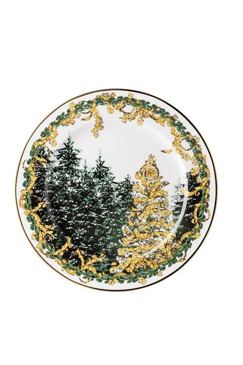 $450.00 Christmas Plate (DISCO. While Supplies Last)