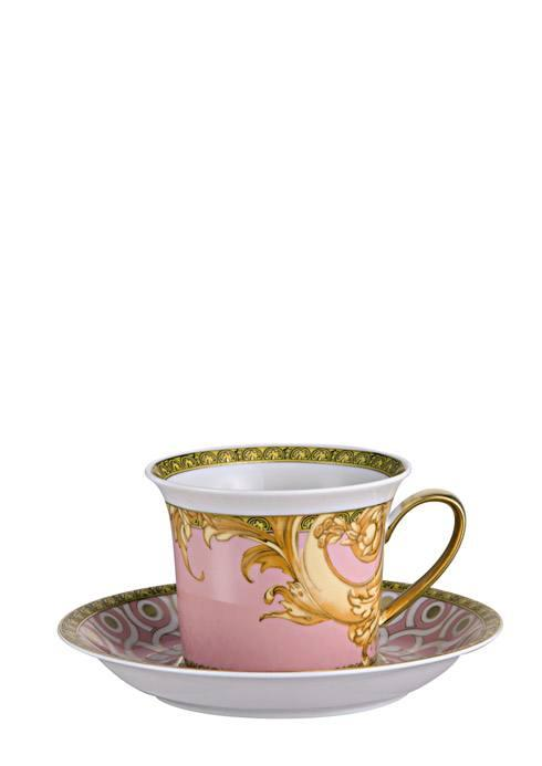 Versace by Rosenthal  Byzantine Dreams Cappuccino Cup & Saucer $285.00