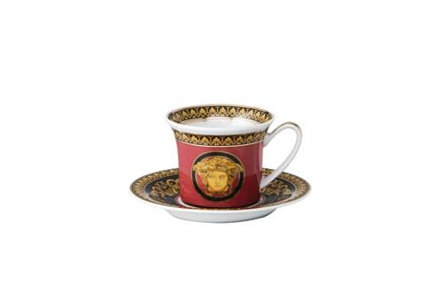 $250.00 AD Cup & Saucer 4 1/4 in 3 oz