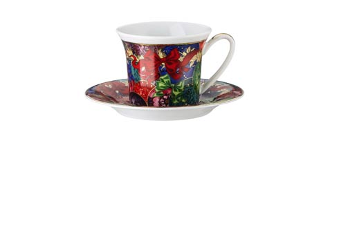 AD Cup & Saucer (DISCO. While Supplies Last) image